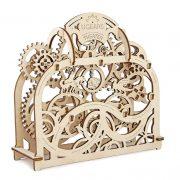 Théatre, Theater, ugears, puzzle 3d, maquette, bois, loisirs créatifs, écologique