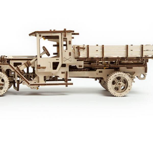 Camion, UGM 11, ugears, puzzle 3d, maquette, bois, loisirs créatifs, écologique