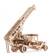 Fire Ladder Addition Truck Ugears 8911