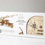 Ugears Fire Ladder Truck Kit 5135