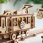 Ligne de Tram – Puzzle 3D Mécanique en bois – Ugears France 18