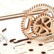 Ligne de Tram – Puzzle 3D Mécanique en bois – Ugears France 50