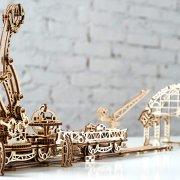 Manipulateur Ferroviaire – Puzzle 3d Mécanique en bois – Ugears France (4)