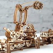 Manipulateur Ferroviaire – Puzzle 3d Mécanique en bois – Ugears France (8)