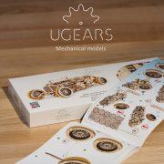 Ugears U-9 Grand Prix Car Packaging