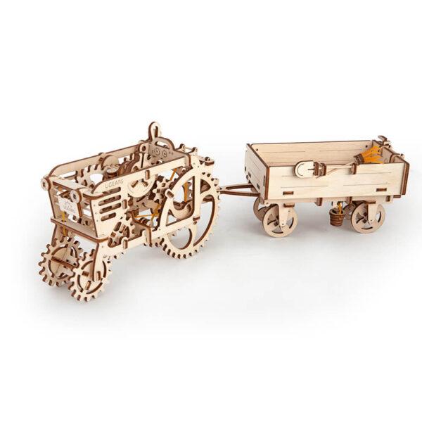 """Pack """"Ensemble Champêtre"""" – Puzzles 3D Mécaniques – Ugears France"""