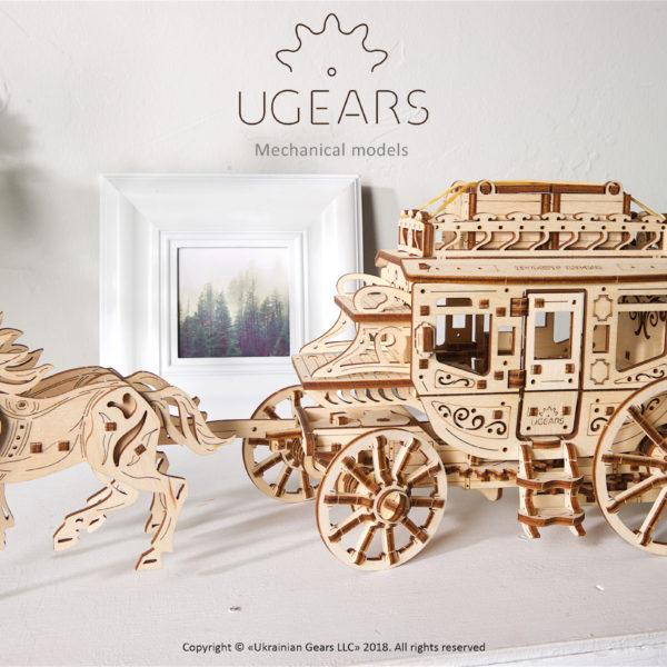 Diligence Ugears-Models 11
