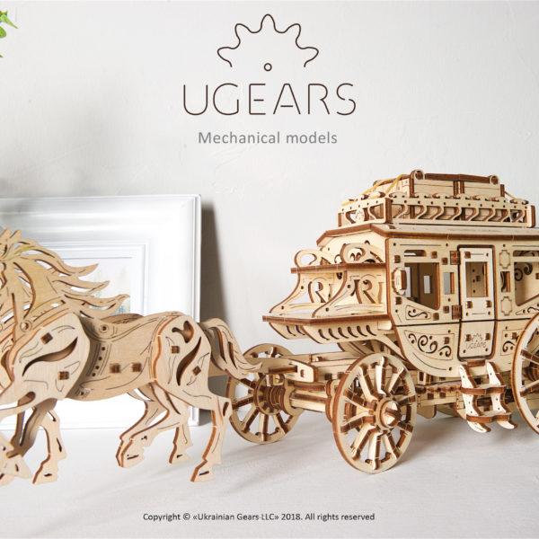 Diligence Ugears-Models 12