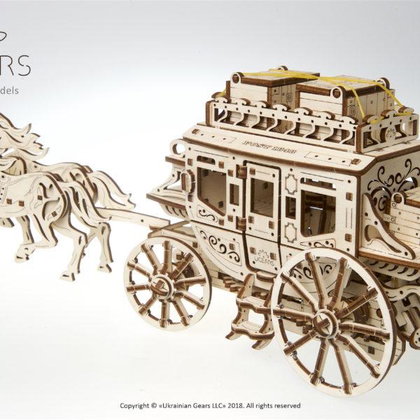Diligence Ugears-Models 2