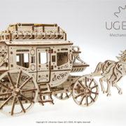 Diligence Ugears-Models 3