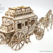Diligence Ugears-Models 4