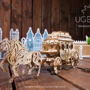 Diligence Ugears-Models 8