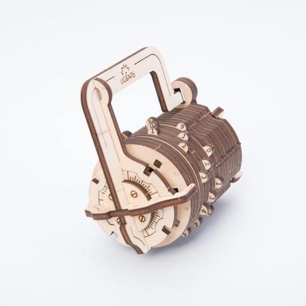 La-Serrure-Cryptex-Puzzle-3d-Mécanique-en-bois-Ugears-France3