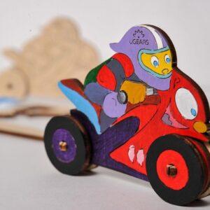 Moto-–-Puzzle-3d-Mécanique-en-bois-à-peindre-–-Ugears-France-2
