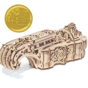 Vielle à Roue UGEARS-Puzzle 3d Mécanique