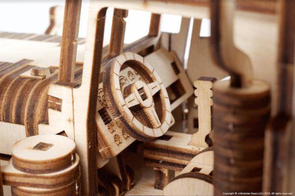 Poids-Lourd VM-03-Ugears-puzzle 3d mécanique en bois-3