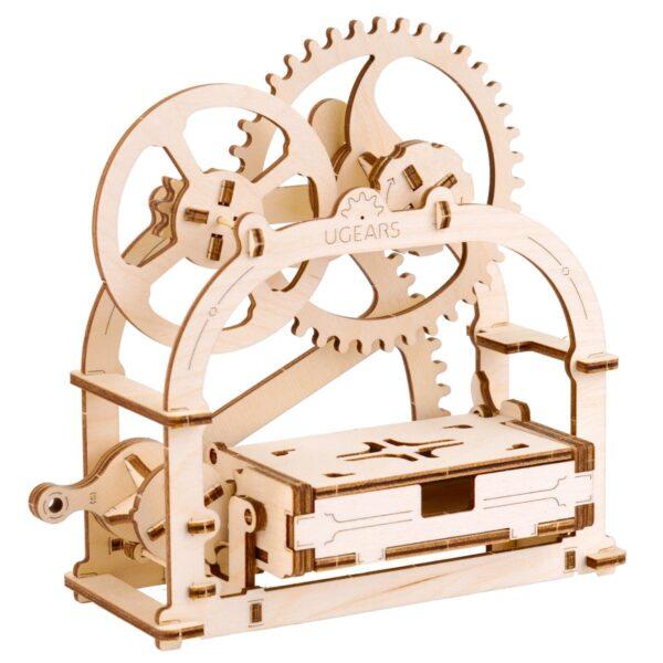 Boite mécanique – Puzzle 3d Mécanique en bois – Ugears France