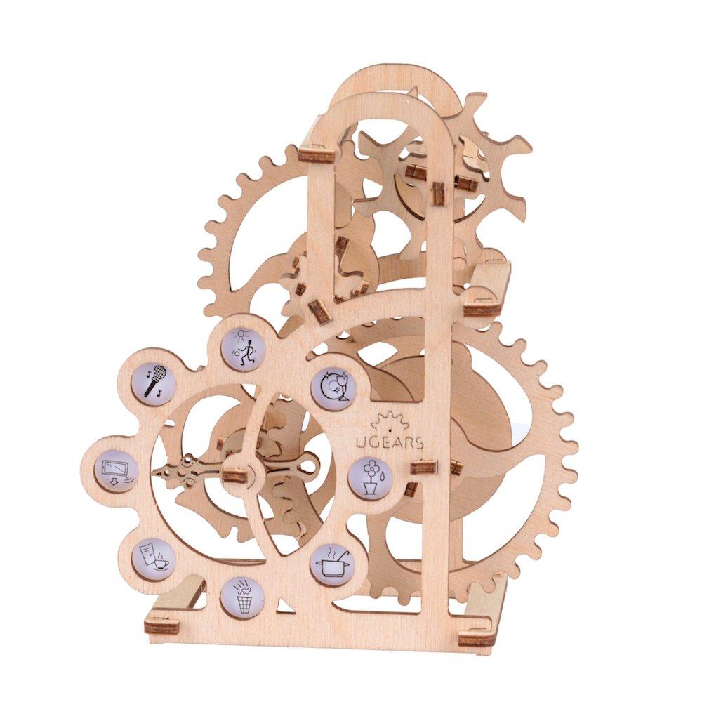 Ugears 70005/ / Le Puzzle Mod/èle M/écanique d/'Ugears Dynamom/ètre En 3D
