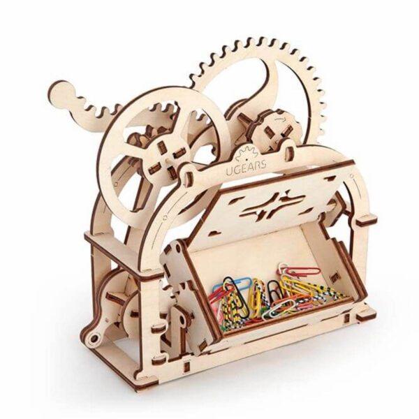 Boite mécanique – Puzzle 3d Mécanique en bois – Ugears France + 2