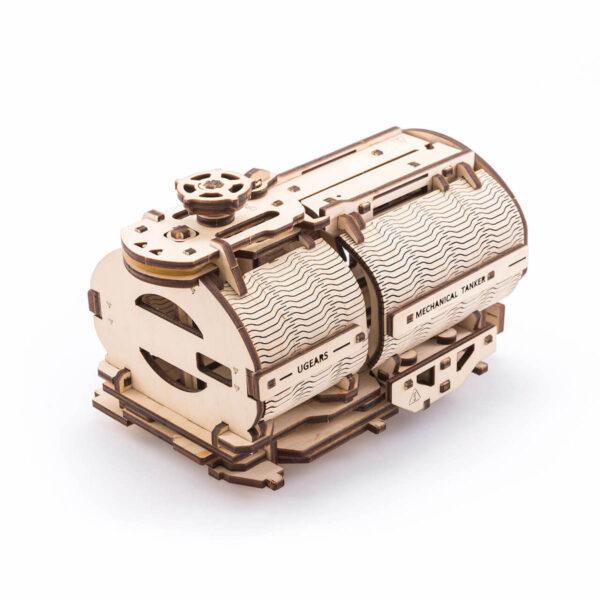 """Pack """"Rouler des Mécaniques"""" – Puzzles 3D Mécaniques – Ugears France + 7"""