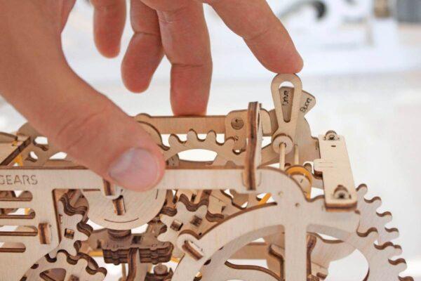"""Pack """"Ensemble Champêtre"""" – Puzzles 3D Mécaniques – Ugears France + 7"""