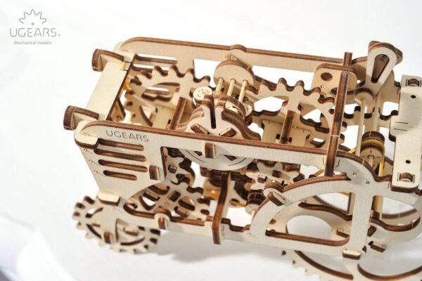 """Pack """"Ensemble Champêtre"""" – Puzzles 3D Mécaniques – Ugears France + 5"""