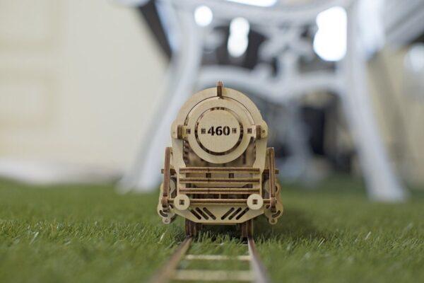 Locomotive 460 UGEARS – Puzzle 3d Mécanique + 7