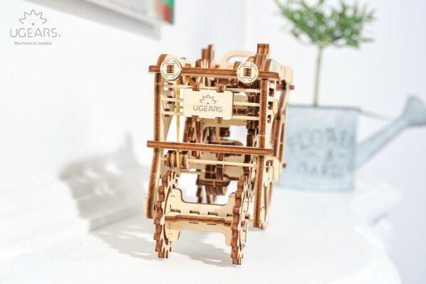"""Pack """"Ensemble Champêtre"""" – Puzzles 3D Mécaniques – Ugears France + 6"""