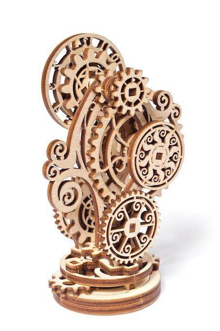Horloge Steampunk Ugears – Puzzle 3d en bois + 1