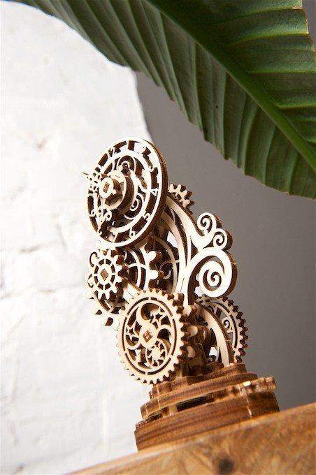 Horloge Steampunk Ugears – Puzzle 3d en bois + 3