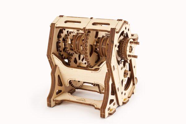 Boîte de Vitesses STEM Ugears – Puzzle 3d en bois