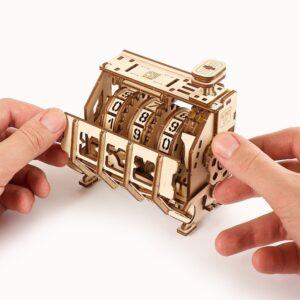 Compteur STEM Ugears – Puzzle 3d en bois