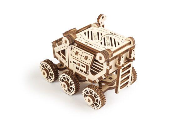 Mars Buggy Ugears – Puzzle 3d en bois + 1