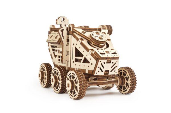 Mars Buggy Ugears – Puzzle 3d en bois