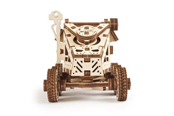 Mars Buggy Ugears – Puzzle 3d en bois + 3