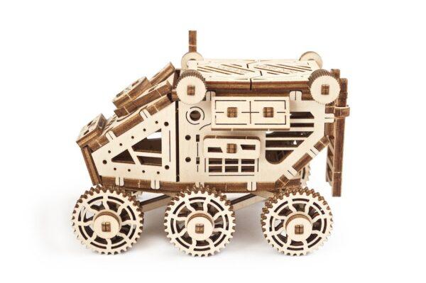 Mars Buggy Ugears – Puzzle 3d en bois + 4