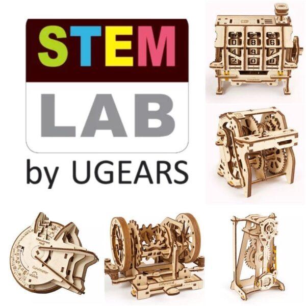 Pack «STEM» : 5 modèles Ludiques