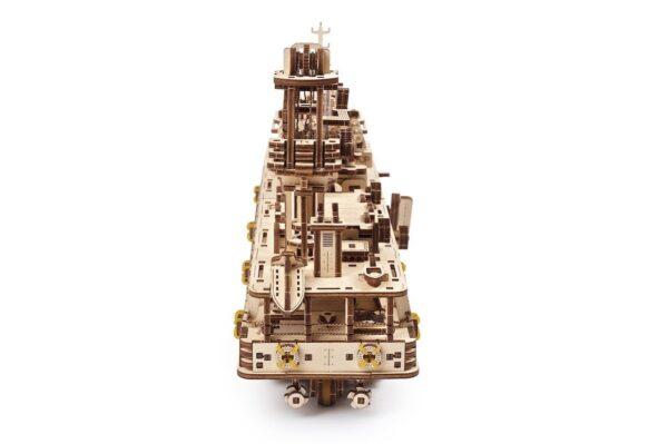 Explorateur Ugears – Puzzle 3d en bois + 5