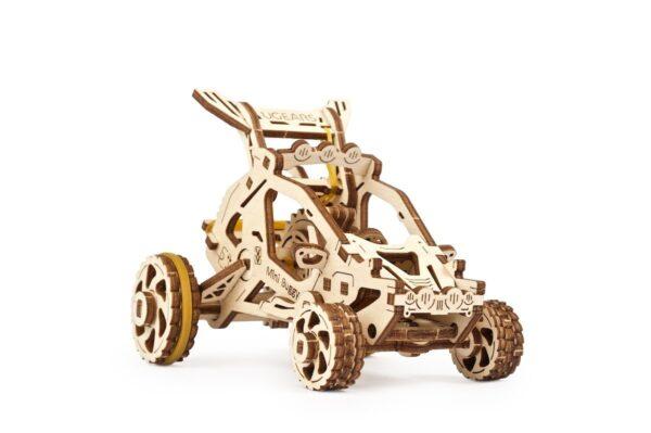Mini Buggy Ugears – Puzzle 3d en bois