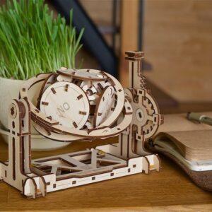 Générateur Aléatoire STEM Ugears – Puzzle 3d en bois 7