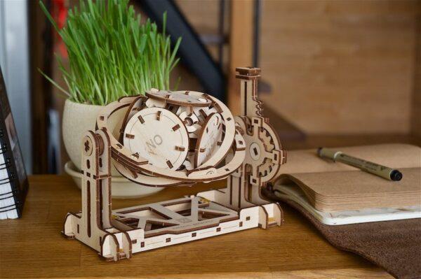 Générateur Aléatoire STEM Ugears – Puzzle 3d en bois + 1