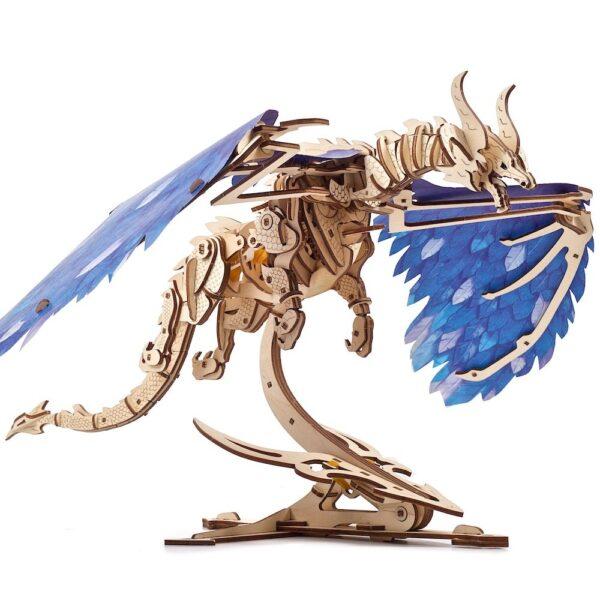 Dragon Tempête Ugears – Puzzle 3d en bois