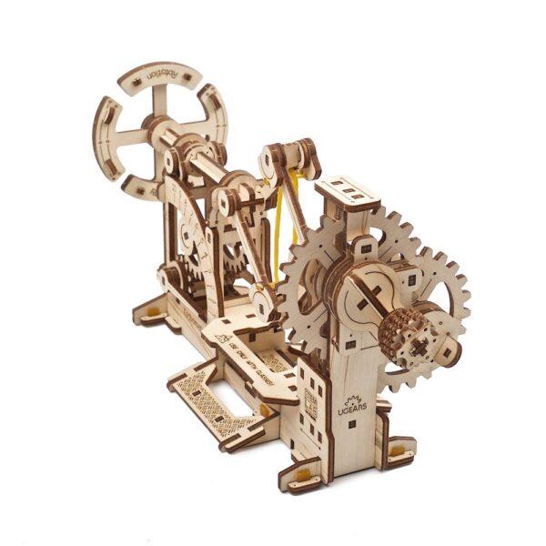Tachymètre STEM Ugears – Puzzle 3d en bois